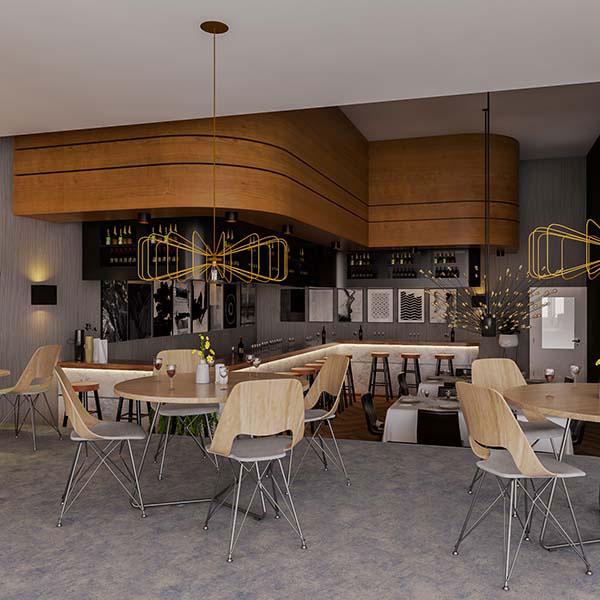 Restaurant visualization